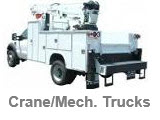 Crane & Mechanics Trucks